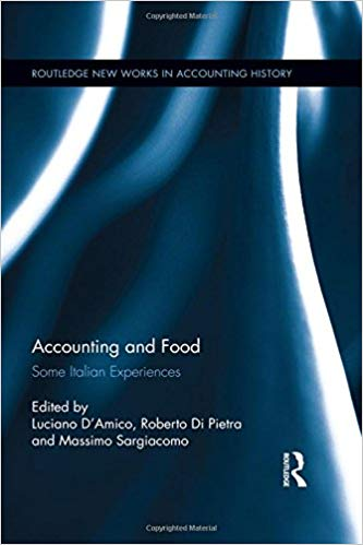 Massimo Sargiacomo - Accounting and Food: Some Italian Experiences