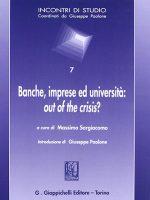 Massimo Sargiacomo - banche-imprese-universita