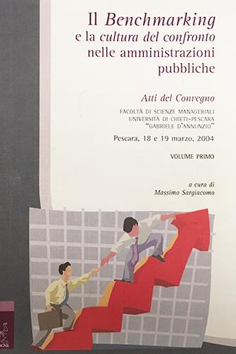 Massimo Sargiacomo - benchmarking e cultura confronto